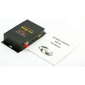 Цифровой тюнер DVB-T2 45 км/ч