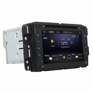 Carmedia KD-7409 Головное устройство на Android 5.1.1 для Chevrolet Tahoe