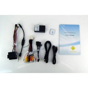 Carmedia QR-8061 Головное устройство на Android 6.0.1 для Volkswagen Skoda