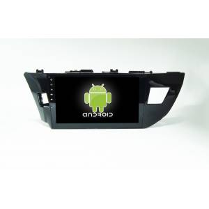 CARMEDIA QR-1032 Головное устройство на Android 6.0.1 для Toyota Corolla 2014+