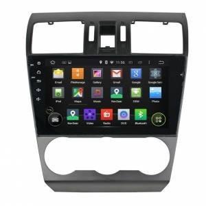 Carmedia KD-9108 Головное устройство на Android 5.1.1 для Subaru Forester, XV, Impreza