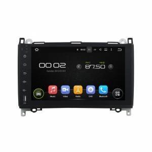 Carmedia KD-9011 Головное устройство на Android 5.1.1 (обновление до версии 7.1) для Mercedes-Benz A класс 2004-2012 W169 B класс 2005-2011 W245 Viano 2007-2015 W639 Vito 2007-2014 W639 Vito 2014+ W447 (требуется адаптер рулевых кнопок) Sprinter 2006-2015