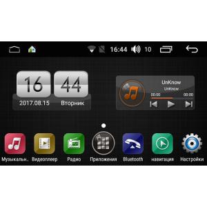Штатная магнитола FarCar s170 для KIA Cerato на Android (L727BS)