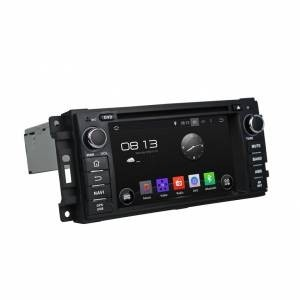 Carmedia KD-6235 Головное устройство на Android 5.1.1 (обновление до версии 7.1) для Chrysler / Jeep Sebring2006 300C 2005-2007 Grand Cherokee 2010 Compass 2010 Wrangler 2010 Journey 2010