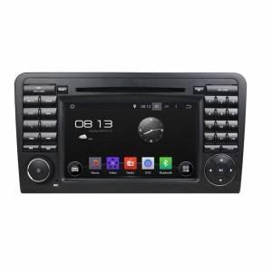Carmedia KD-7219 Головное устройство на Android 5.1.1 (обновление до версии 7.1) для Mercedes ML класс W164 2005-2011, GL класс X164 2006-2012