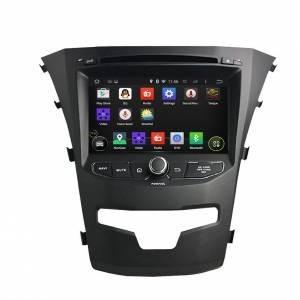Carmedia KD-7225 Головное устройство на Android 5.1.1 для SsangYong Actyon 2013-2016