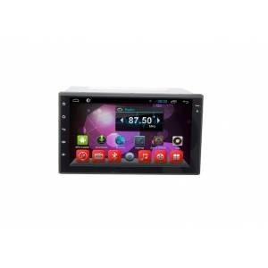 Carmedia QR-7102 Головное устройство на Android 6.0.1 2 din full touch universal