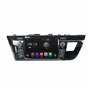 Carmedia KD-8014 Головное устройство на Android 5.1.1 для Toyota Corolla 2013-2016 E180