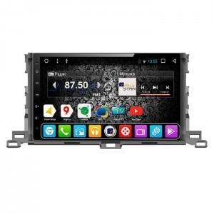 Штатное головное устройство DAYSTAR DS-7094HB ДЛЯ Toyota Highlander 2014+ ANDROID 6.0.1