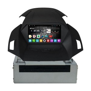 Штатное головное устройство DAYSTAR DS-7024HD для FORD Kuga 2013+ ANDROID 7.1.2