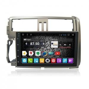 Штатное головное устройство DAYSTAR DS-7041HB Для Toyota Prado 150 до 2013г ANDROID 6.0.1