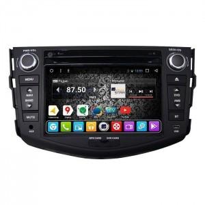 Штатное головное устройство DAYSTAR DS-7056HD ДЛЯ Toyota RAV4 2006-2012 ANDROID 7.1.2