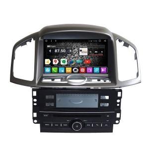 Штатное головное устройство DAYSTAR DS-7066HD Chevrolet Captiva ANDROID 7.1.2