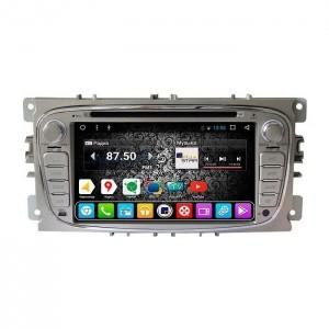 Штатное головное устройство DAYSTAR DS-7012HD ДЛЯ FORD ANDROID 6.0.1