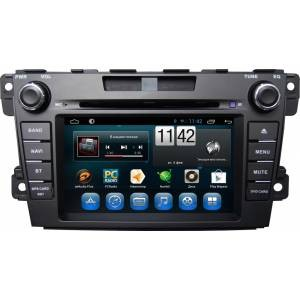 Carmedia QR-7035 Головное устройство на Android 6.0.1 для Mazda CX-7 2006-2012 (ER,ER2) дорестайл/рестайл