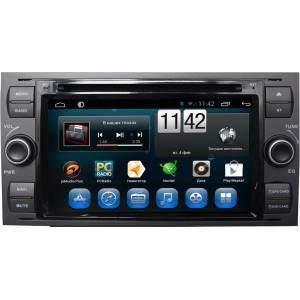 CARMEDIA QR-7039 Головное устройство на Android 6.0.1 для Ford 230Х120ММ