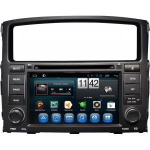 Carmedia QR-7040 Головное устройство на Android 6.0.1 для Mitsubishi Pajero IV 2006-2015 (V97/V93)