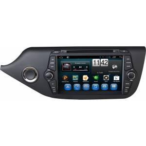CARMEDIA QR-8039 Головное устройство на Android 6.0.1 для Kia Ceed 2013