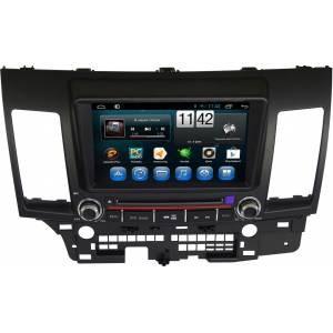 CARMEDIA QR-8060 Головное устройство на Android 6.0.1 для Mitsubishi Lancer 10