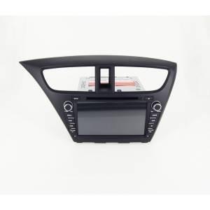 CARMEDIA QR-8067 Головное устройство на Android 6.0.1 для Honda Civic 2014