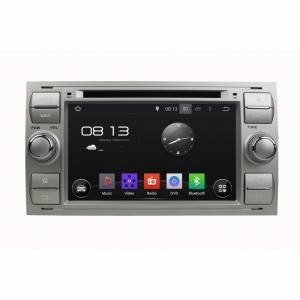 Carmedia KD-7016S Головное устройство на Android 5.1.1 для Ford Focus 2, Transit, C-Max