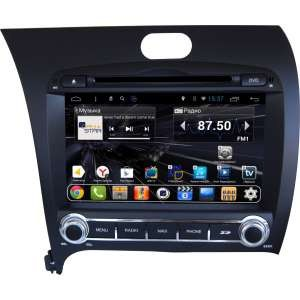 Штатное головное устройство DAYSTAR DS-7021HD KIA Cerato 2013 + ANDROID 7.1.2
