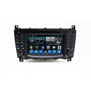 Carmedia QR-7114 Головное устройство на Android 6.0.1 для Mercedes G-класс W463 2007-2012, C-класс W203 рестайл 2004-2007, CLK, CLC, SLK