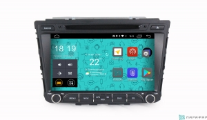 Штатная магнитола Parafar 4G/LTE для Hyundai Creta 2016+ c DVD на Android 7.1.1 (PF407D)