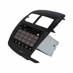 Carmedia KD-1206 Головное устройство на Android 5.1.1 для Peugeot 4008, Mitsubishi ASX
