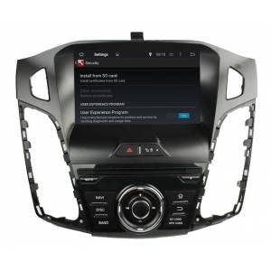 Carmedia KD-8018 Головное устройство на Android 5.1.1 для Ford Focus 3 2011-2015
