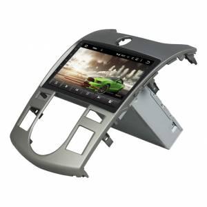 Carmedia KD-9702-at Головное устройство на Android 5.1.1 (обновление до версии 7.1) для Kia Cerato II 2008-2013 (TD) с климат-контролем