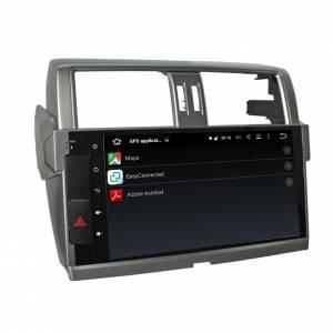Carmedia KD-1040 Головное устройство на Android 5.1.1 для Toyota LC Prado 150 2014+