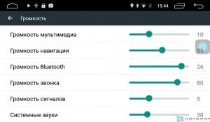 Штатная магнитола Parafar 4G/LTE с IPS матрицей для Kia Cerato Forte 2007-2013 на Android 7.1.1 (PF279)