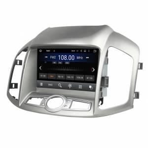 Carmedia KD-8406 Головное устройство на Android 5.1.1 для Chevrolet Captiva 2012-2015