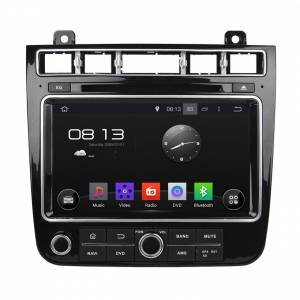 Carmedia KD-8122 Головное устройство на Android 5.1.1 (обновление до версии 7.1) для VW TOUAREG 2015+