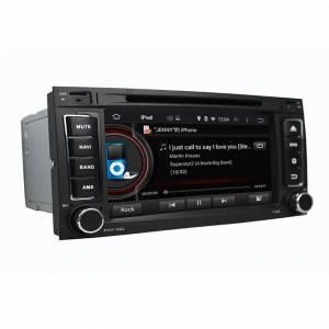 Carmedia KD-7006 Головное устройство на Android 5.1.1 для Volkswagen Touareg 2002-2010, T5 Caravelle/Transporter 2003-2009, Multivan 2003-2015