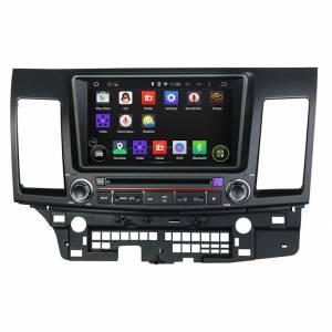 Carmedia KD-8062 Головное устройство на Android 5.1.1 для Mitsubishi Lancer X 2007-2016