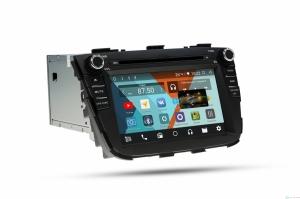 Штатная магнитола Parafar с IPS матрицей с DVD для Kia Sorento 2 2012+ Android 7.1.2 (PF224K)