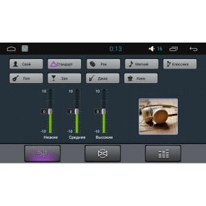 Штатная магнитола Kia Sportage с 2016 года LeTrun 2125 Android 6.0.1 Intel экран 9 дюймов