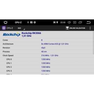 Штатная магнитола Mercedes C-class W203, CLC W209 (2000-2005) LeTrun 2311 Android 8.0 DSP
