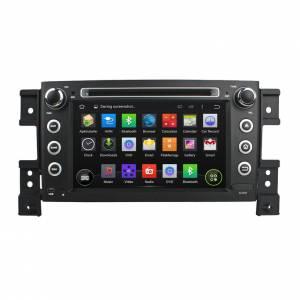 Carmedia KD-7056 Головное устройство на Android 5.1.1 для Suzuki GrandVitara 2005-2015