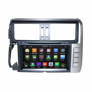 Carmedia KD-8015 Головное устройство на Android 5.1.1 (обновление до версии 7.1) для Toyota LC Prado 150 2009-2013