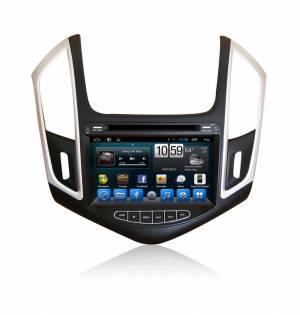 CARMEDIA QR-8055 Головное устройство на Android 6.0.1 для Chevrolet Cruze 2014+