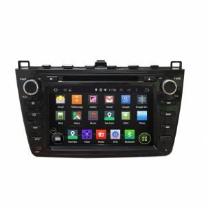 Carmedia KD-8001b Головное устройство на Android 5.1.1 (обновление до версии 7.1) для Mazda 6 2007-2012