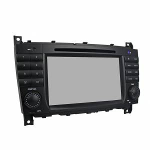 Carmedia KD-7218 Головное устройство на Android 5.1.1 (обновление до версии 7.1) для Mercedes G-класс W463 2007-2012, C-класс W203 рестайл 2004-2007, CLK, CLC, SLK