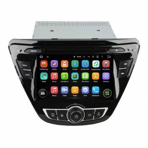 Carmedia KD-7057 Головное устройство на Android 5.1.1 (обновление до версии 7.1) для Hyundai Elantra 2013+