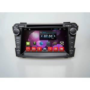 CARMEDIA QR-7069 Головное устройство на Android 6.0.1 для Hyundai I40