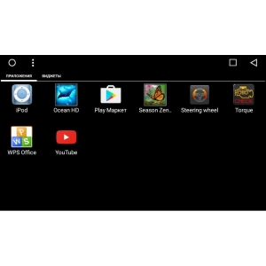 Штатная магнитола Mazda CX5 LeTrun 1569 Android 6.0.1 экран 9 дюймов