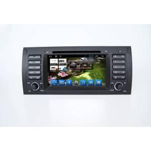 CARMEDIA QR-7074 Головное устройство на Android 6.0.1 для BMW 5 E38/E39/E53