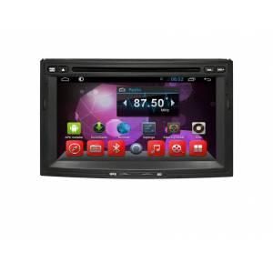 CARMEDIA QR-7053 Головное устройство на Android для 6.0.1 Peugeot 3008/5008 / Citroen Berlingo